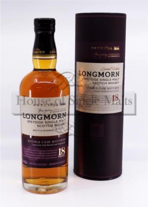 Longmorn 18 Years (Degu-Muster)