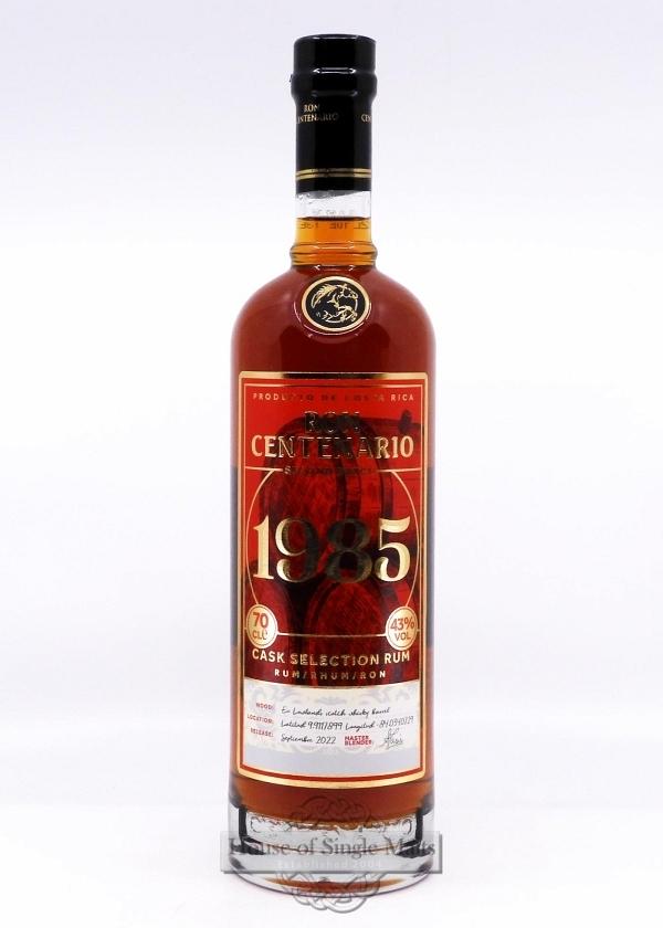 Centenario Edición 1985 (Jubiläumsabfüllung)