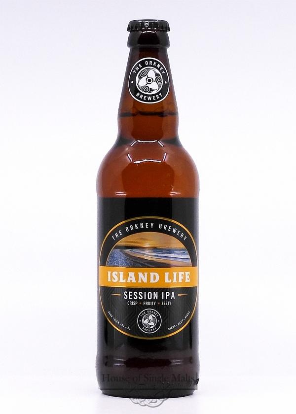 Orkney Brewery - Island Life IPA
