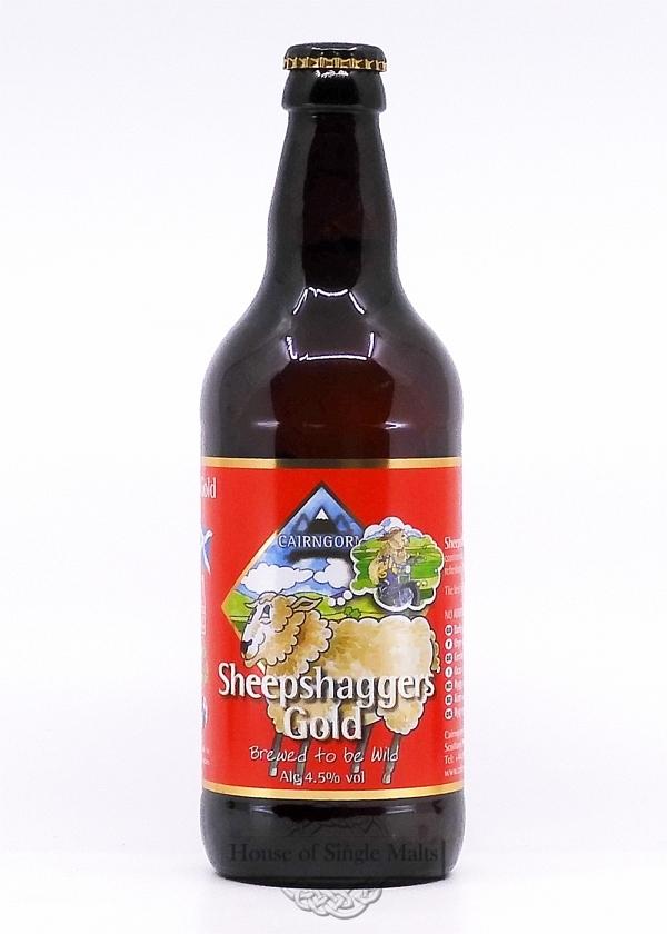 Cairngorm Brewery - Sheepshaggers Gold