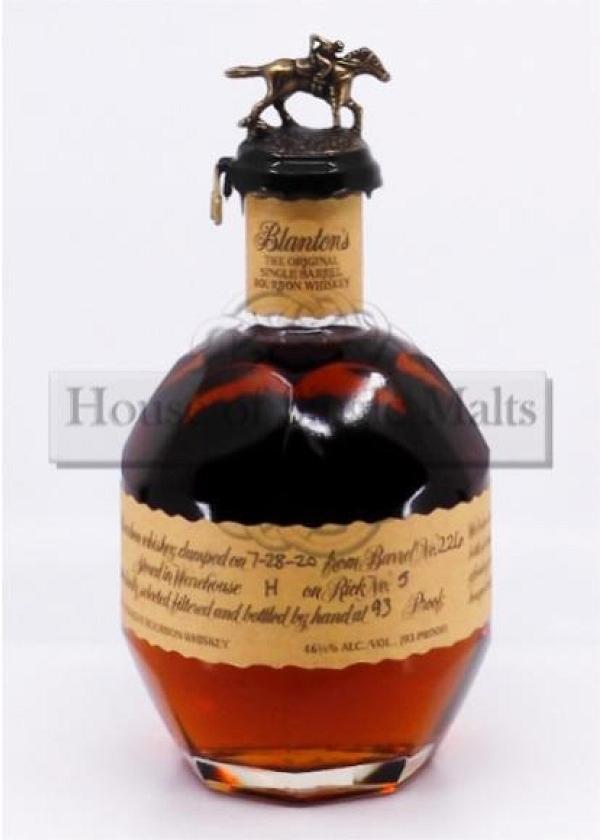 Blanton's - Single Barrel No. 236