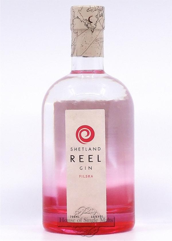 Shetland Reel Gin - Filska