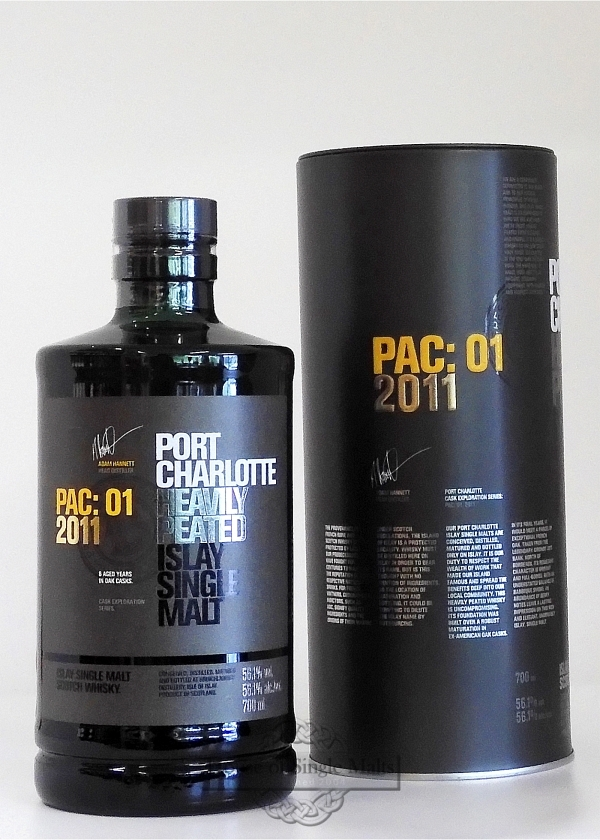 Port Charlotte PAC:01 (2011) - Degu-Muster
