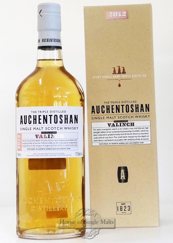 Auchentoshan Valinch 2012