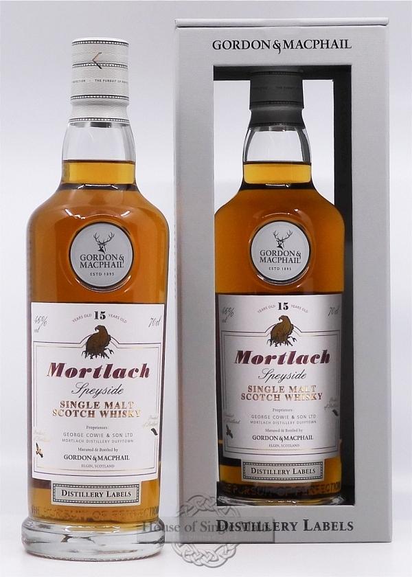 Mortlach 15 Years Gordon & MacPhail