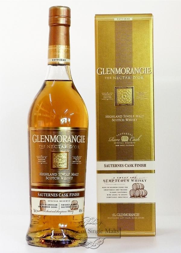 Glenmorangie 12 Years Nectar D'Or