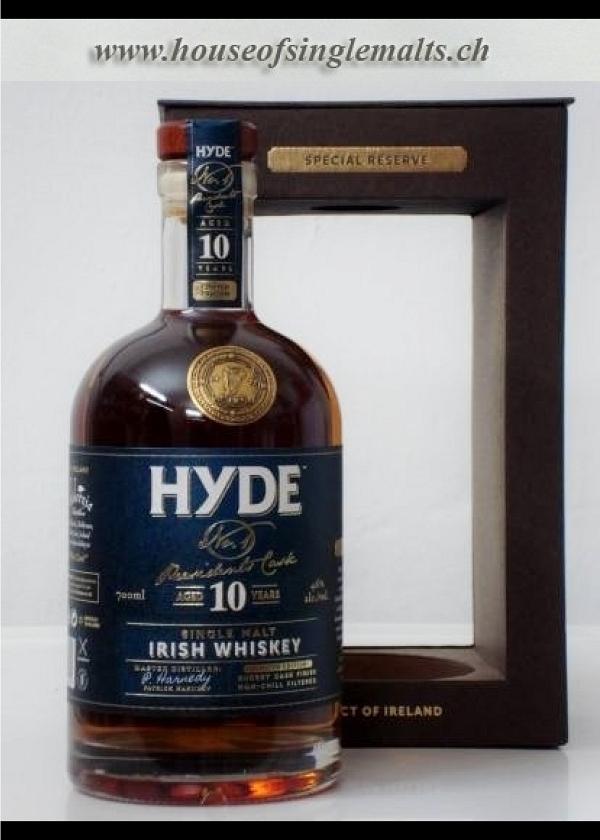 Hyde 10 Years