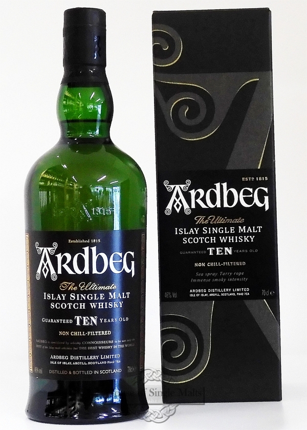 Ardbeg Ten (10 Years)