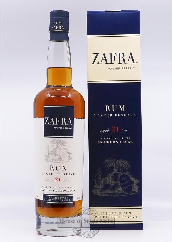 Zafra 21 Años Master Reserve
