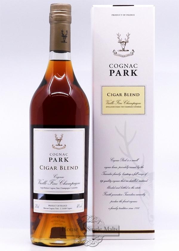 Park Cognac, Cigar Blend.
