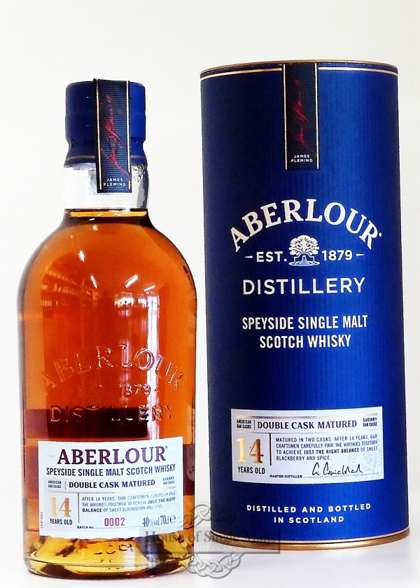 Aberlour 15 Years - Select Cask Reserve