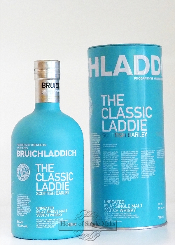 Bruichladdich Classic Laddie (Scottish Barley)