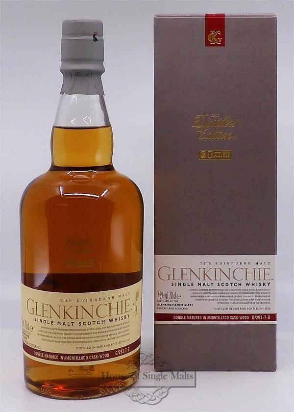 Glenkinchie Distillers Edition (2002/2016)