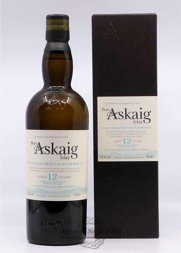 Port Askaig 15 Years Sherry Casks