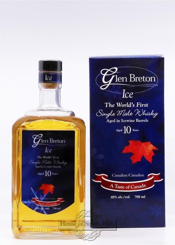 Glen Breton 10 Years Ice-Wine-Barrel