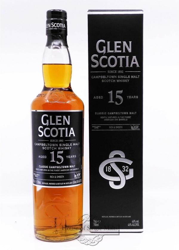 Glen Scotia 15 Years