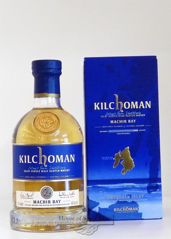 Kilchoman Machir Bay (2017)