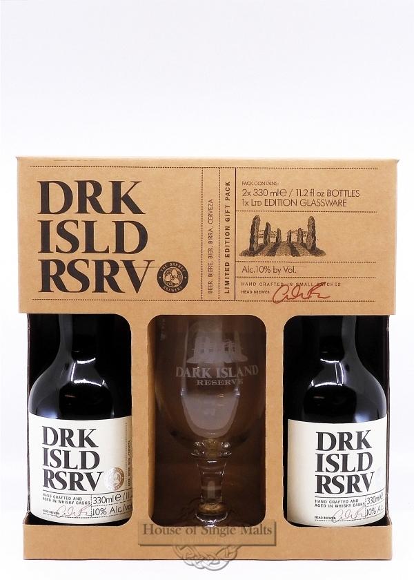 Orkney Brewery - Dark Island Reserve (GP mit 1 Glas)