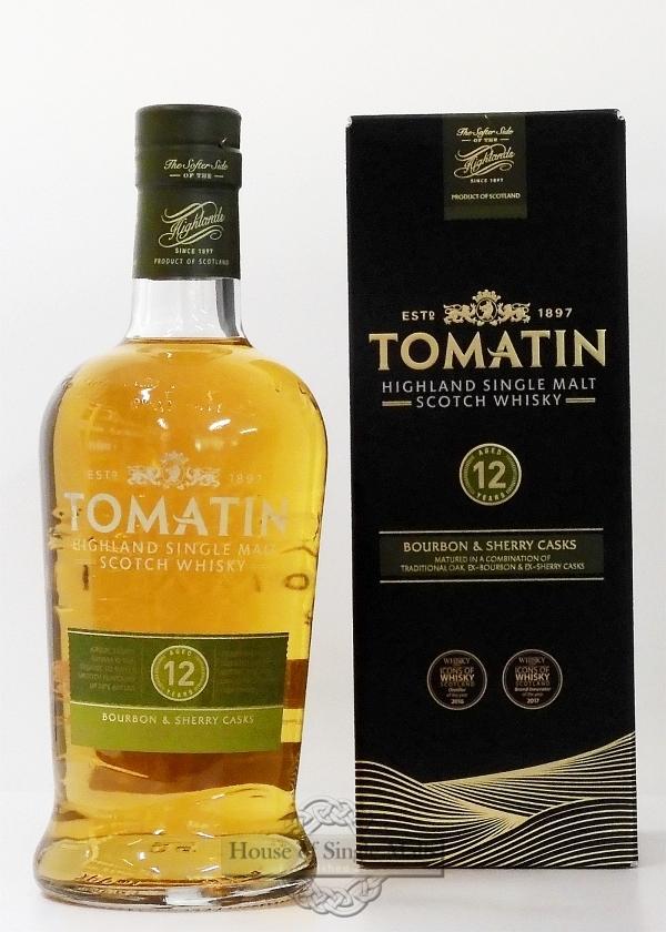 Tomatin 12 Years