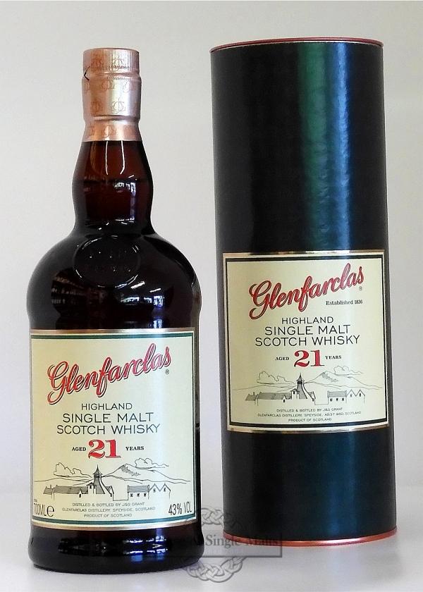 Glenfarclas 21 Years