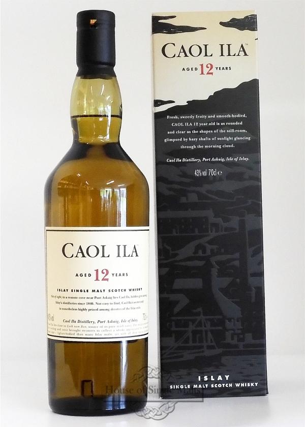Caol Ila 12 Years