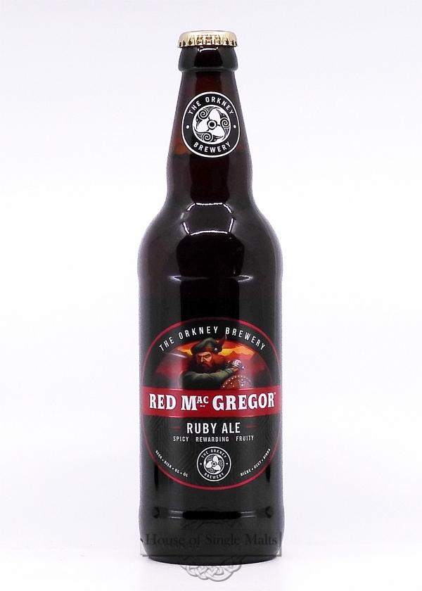 Orkney Brewery - Red MacGregor