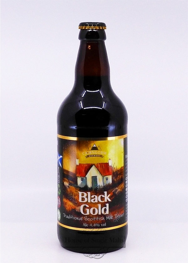 Cairngorm Brewery - Black Gold