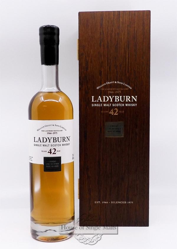 Ladyburn 42 Years (1973 - 2015)