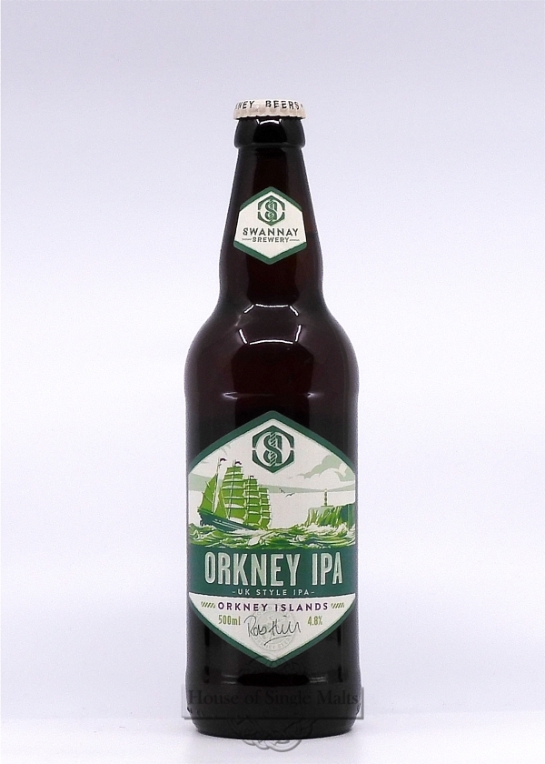 Swannay Brewery - Orkney IPA (50 cl)