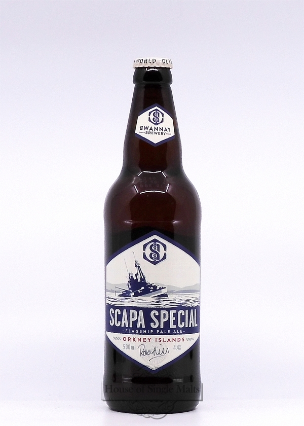 Swannay Brewery - Scapa Special (50 cl)