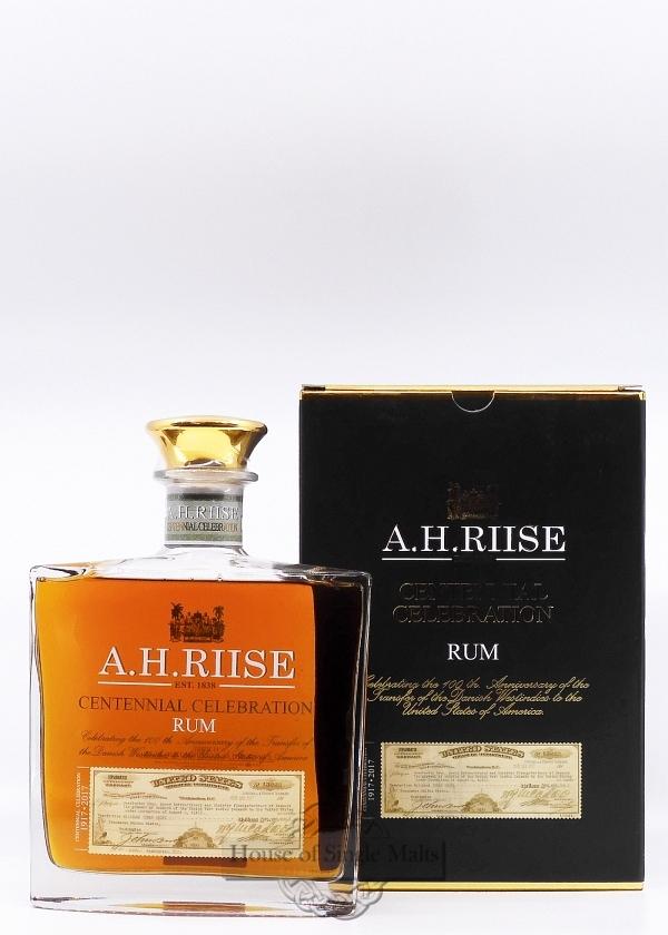 A.H. Riise Centennial Celebration