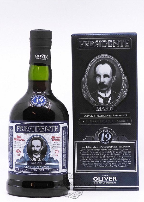 Presidente 19 Años