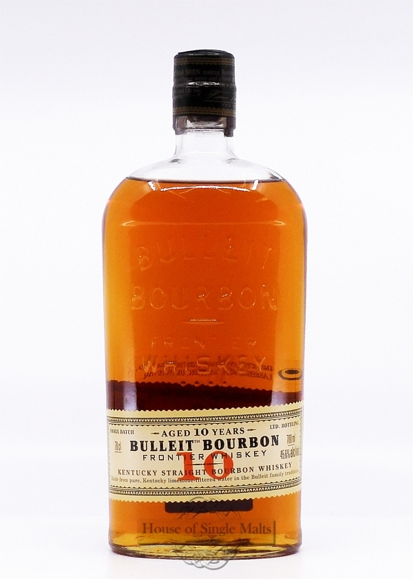 Bulleit 10 Years Bourbon