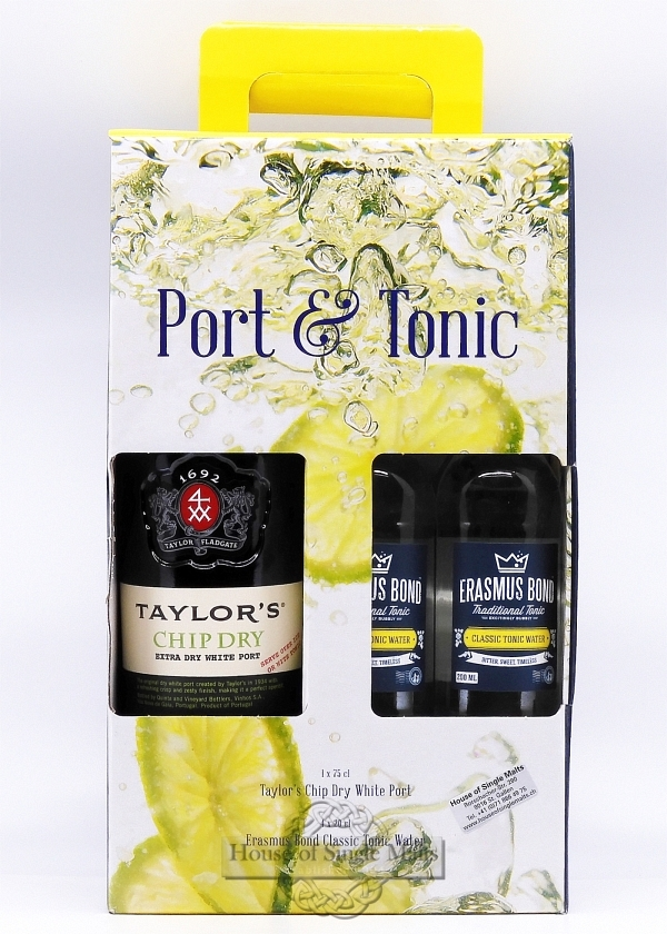 Taylor's Chip Dry - Port & Tonic
