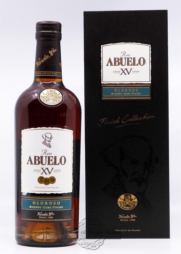 Abuelo 15 Years - Oloroso Sherry (Panama)