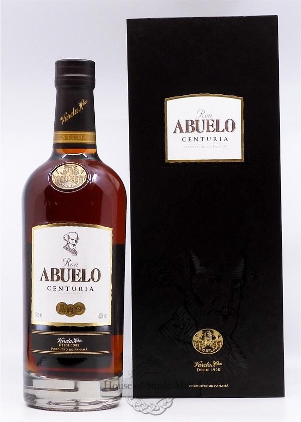 Abuelo Centuria - Edition Limitada HAECKY (Panama)