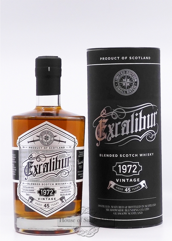 Excalibur 45 Years (1972) Blended