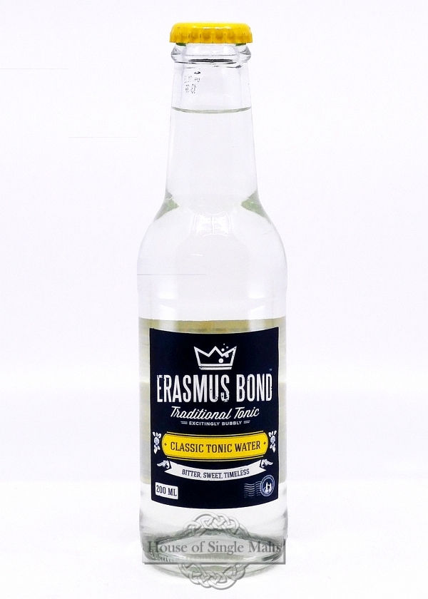 Erasmus Bond - Classic Tonic Water