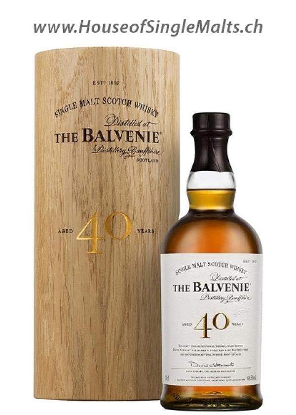 Balvenie 40 Years