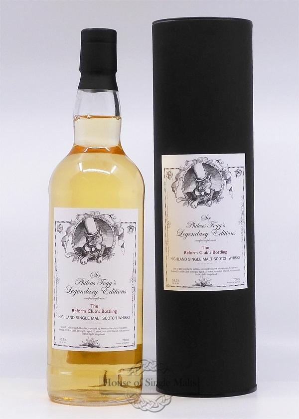 Croftengea 2006 - The Reform Club's Bottling