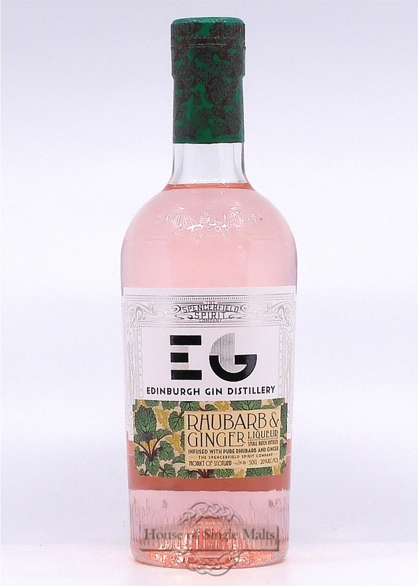 Edinburgh Gin Rhubarb & Ginger Liqueur