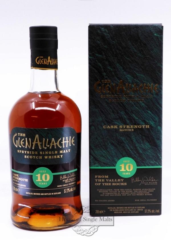 GlenAllachie 10 Years - Batch 1