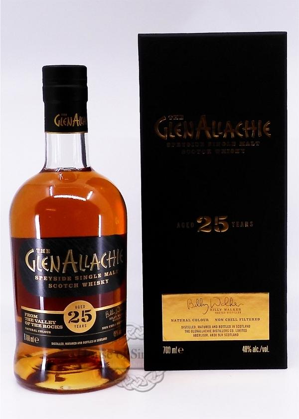 GlenAllachie 25 Years