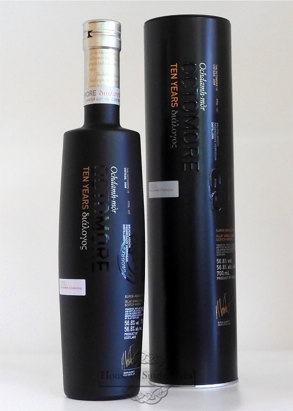 Octomore Ten Years - The Outlier (Dialogos)