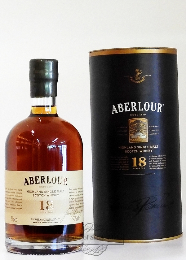 Aberlour 18 Years