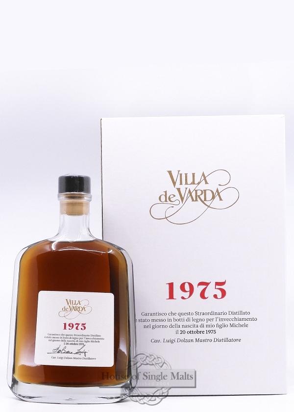 Villa de Varda 1975 (Acquavite di Vino)