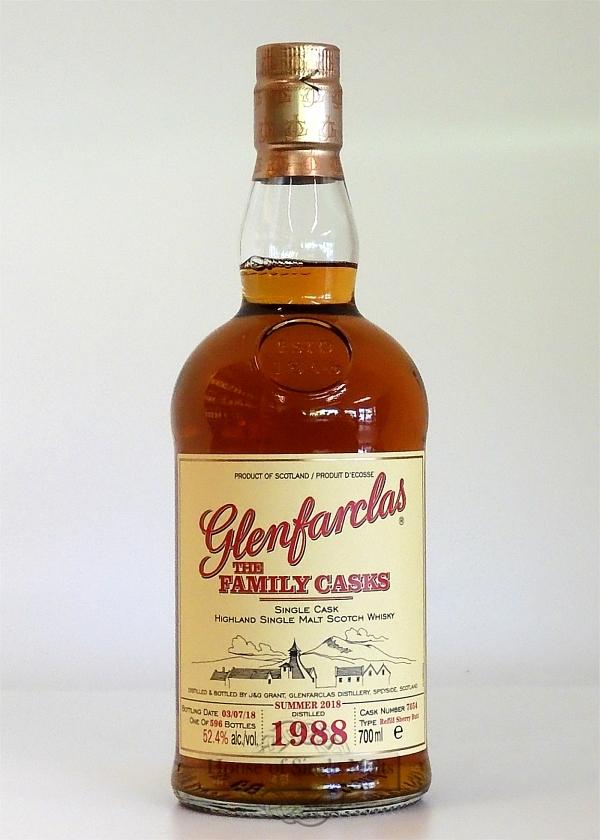 Glenfarclas 1988 Family Casks (S18)