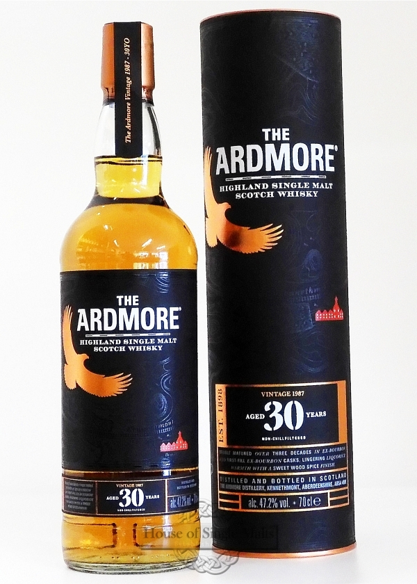 Ardmore 30 Years (1987) - Degu-Muster