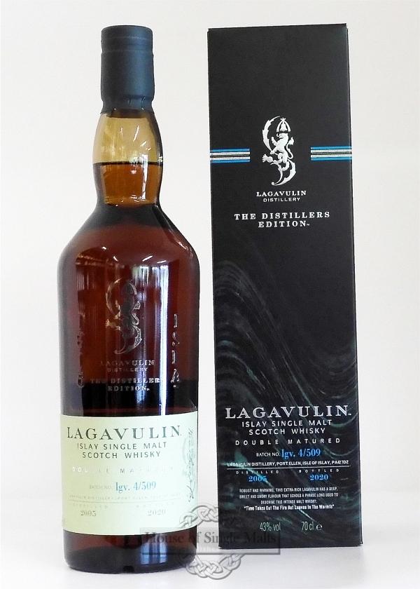 Lagavulin Distillers Edition (2002 - 2018)