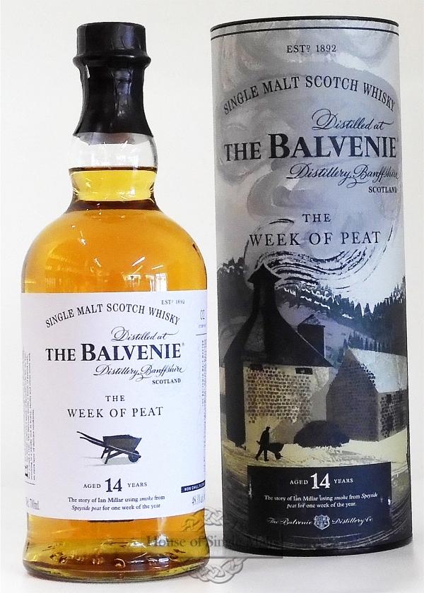 Balvenie 14 Years The Week of Peat (#2)